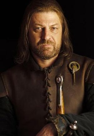 Ned Stark - Sean Bean as Ned Stark