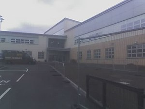 Portlethen Academy - Image: New Building 23 06 06