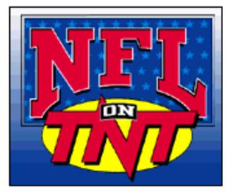 NFL on TNT - NFL on TNT logo