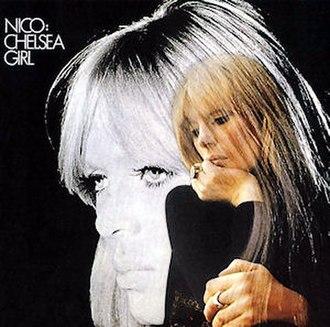 Chelsea Girl (album) - Image: Nico Chelsea Girl