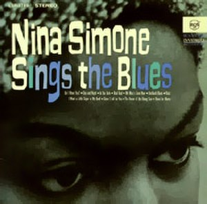 Nina Simone Sings the Blues - Image: Ninasimonesingsthebl ues