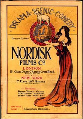 Nordisk Film - Nordisk Films Promotional Poster