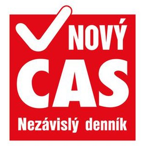 Nový čas - Image: Novy cas logo