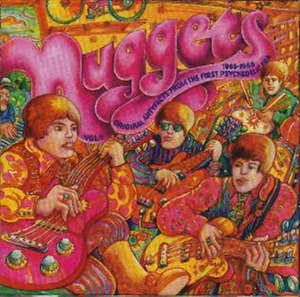 Nuggets: Original Artyfacts from the First Psychedelic Era, 1965–1968 - Nuggets, Original Artyfacts from the First Psychedelic Era, 1965-1968, Volume 4