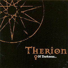 Therion - Bells Of Doom - Official Therion Fanclub CD