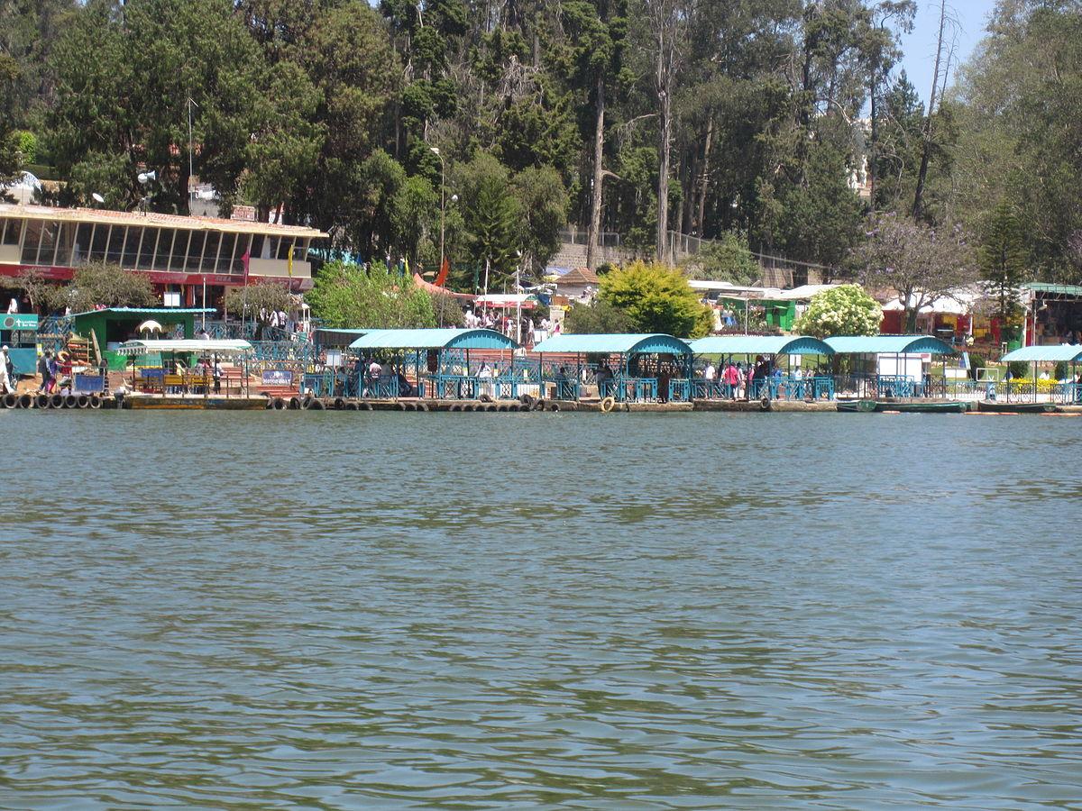 Ooty Lake - Wikipedia