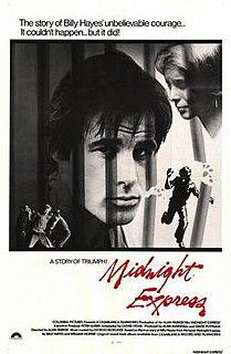 <i>Midnight Express</i> (film) 1978 film by Alan Parker