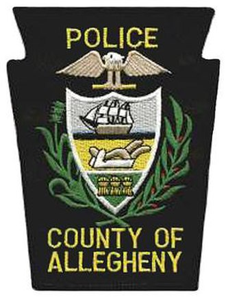 Allegheny County Police Department - Image: PA Allegheny County Police