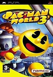 Pac Man Playstation >> Pac Man World 3 Wikipedia