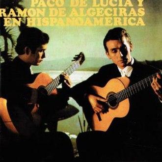 En Hispanoamérica - Image: Pacoramonhispanoamer ica