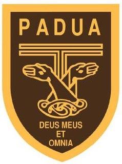 Padua College (Brisbane) Independent school in Australia