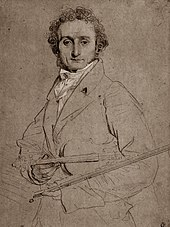 Paganini, by Ingres (Source: Wikimedia)