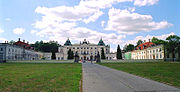 Branicki Palace, Białystok, built 1726