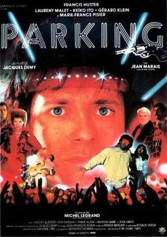 Parking (1985 film) - Image: Parking film poster