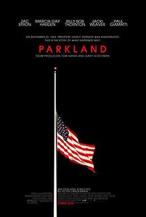 Parkland (film) - Image: Parkland poster