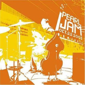 Live at Benaroya Hall - Image: Pearl Jam Live at Benaroya Hall