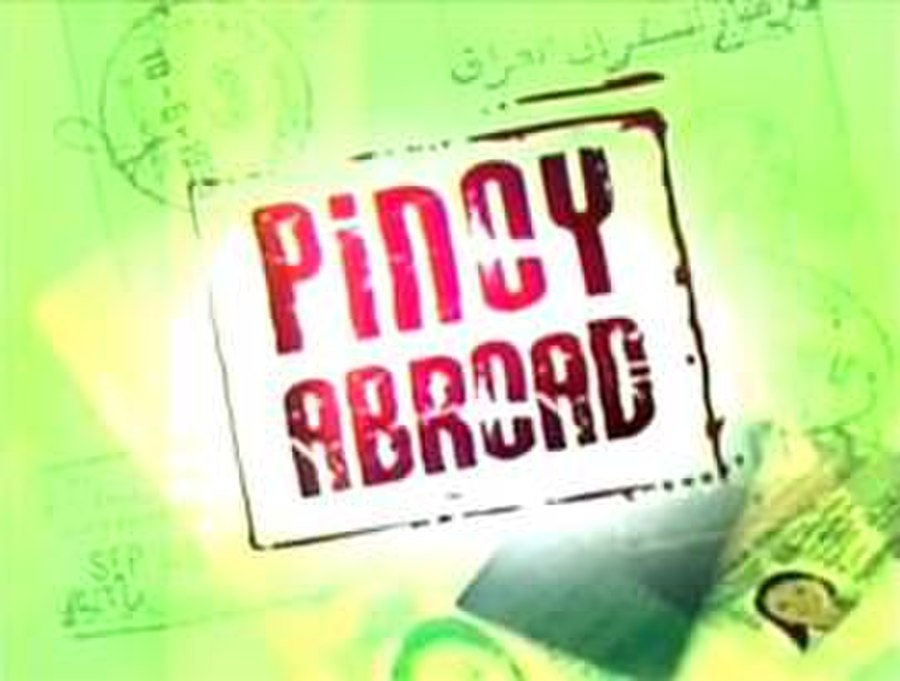 Pinoy Abroad