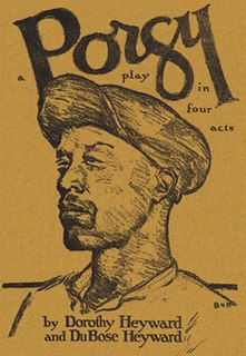 <i>Porgy</i> (play) Theater adaptation of homonymous novel