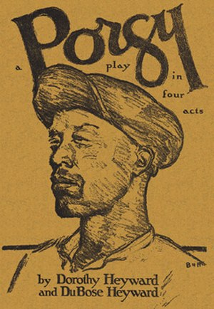 Porgy (play) - First edition