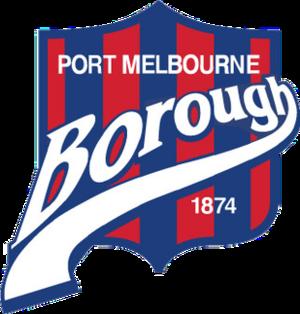 Port Melbourne Football Club - Image: Port melbourne fc logo