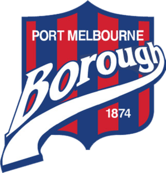 Port Melbourne Football Club - Image: Port melbourne fc logo