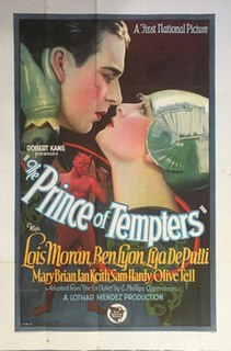 <i>Prince of Tempters</i> 1926 film by Lothar Mendes