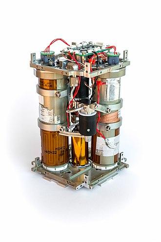 LituanicaSAT-2 - Image: Propulsion system prototype
