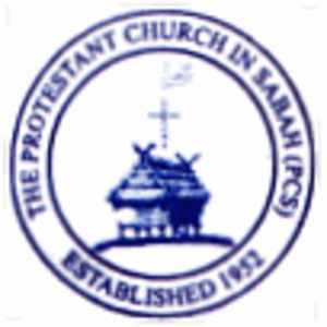Protestant Church in Sabah - Logo of the PCS