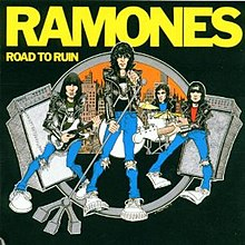 Ramones - Road to Ruin cover.jpg