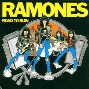 Road to Ruin (Ramones album) - Image: Ramones Road to Ruin cover