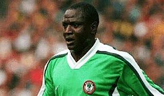 Rashidi Yekini Nigerian footballer