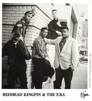 Redhead Kingpin and the F.B.I. - Redhead Kingpin and the F.B.I.