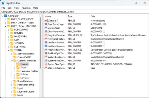 Windows Registry - Howling Pixel
