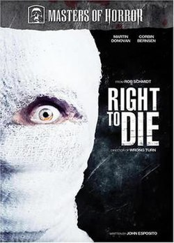Right To Die Masters Of Horror Wikivisually