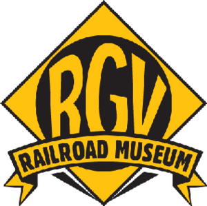 Rochester & Genesee Valley Railroad Museum - Image: Rochester and Genesee Valley Railroad Museum Logo 2014