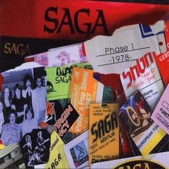 Phase 1 (Saga album) - Image: Saga phase one
