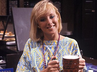 Sally Webster - Sally as she appeared in 1987.