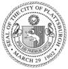 Official seal of Plattsburgh, New York