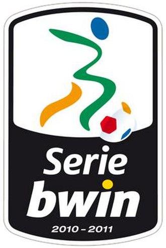 2010–11 Serie B - Image: Serie Bwin 2010 2011