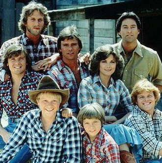 Seven Brides for Seven Brothers (TV series) - Image: Seven Brides for Seven Brothers (TV series)