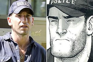 Shane Walsh (<i>The Walking Dead</i>)