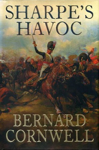 Sharpe's Havoc - First edition cover