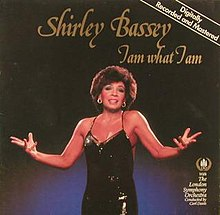 1c00e91b679 I Am What I Am (Shirley Bassey album) - Wikipedia