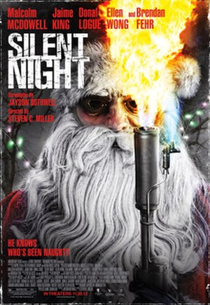 Silent Night (2012 film) - Theatrical poster