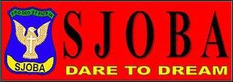 St. John's High School, Chandigarh - SJOBA bumper sticker