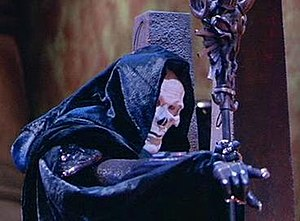 Frank Langella as Skeletor in Masters of the U...