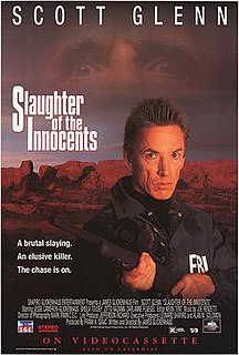 <i>Slaughter of the Innocents</i> (film) 1993 film by James Glickenhaus