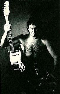 Snakefinger English musician, singer and songwriter