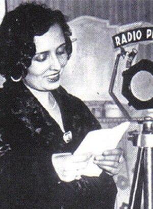 Sofía Bozán - Image: Sofía Bozán