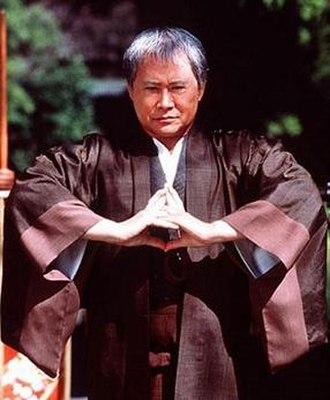 Soon-Tek Oh - Soon-Tek Oh as Sensei in Beverly Hills Ninja